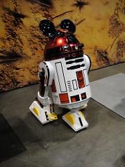 A Disney Star Wars Character